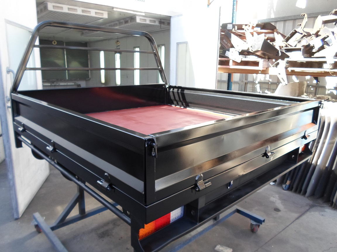 Trays And Well Bodies │ Perth Wa │ Perth 4wd Centre