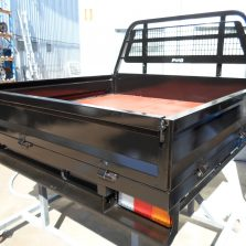 steel trays hilux