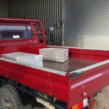 landcruiser tray