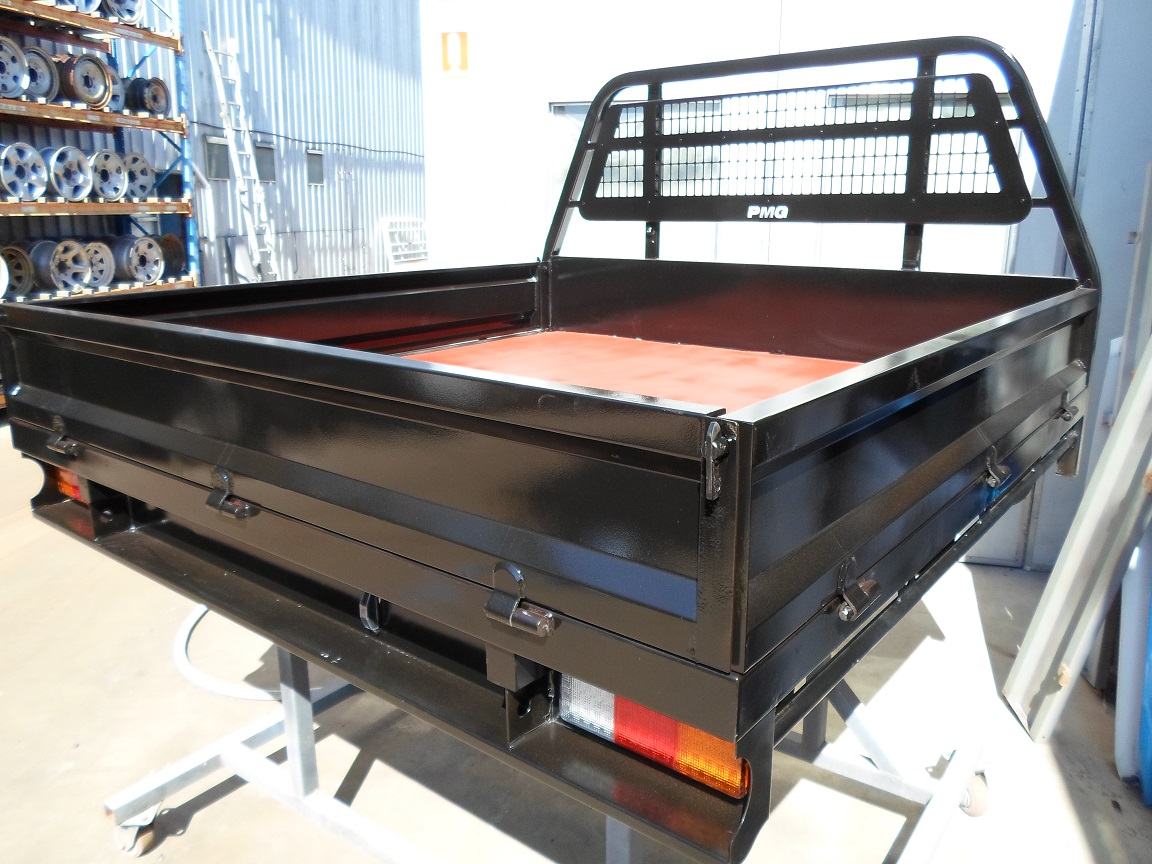 4wd Ute Trays And Well Bodies Perth 4wd Centre