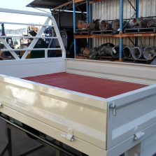 steel tray - reconditioned ute at perth 4WD