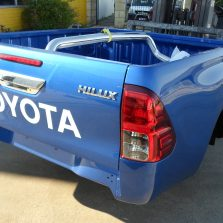 hilux well body
