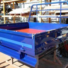 px ranger steel tray