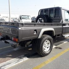 steel tray for toyota 4wd - reconditioned ute at perth 4WD