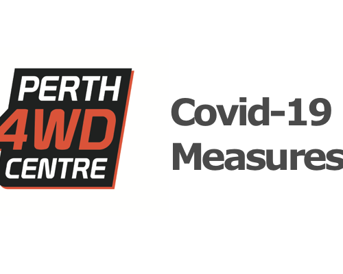 Perth 4WD - Covid 19 Measures