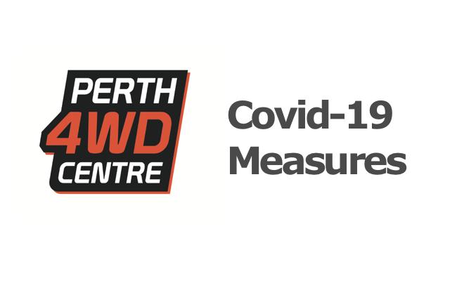 Perth 4WD - Covid 19 Measures
