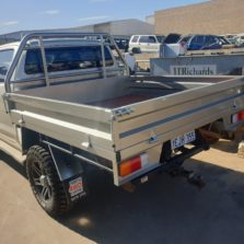 Perth 4wd steel tray